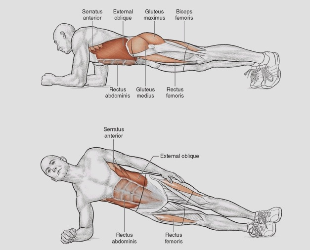Develop A Strong Core